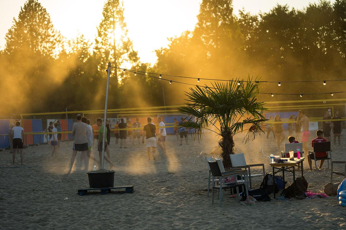 Civitas Beach Toernooi